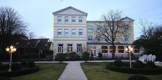 Hotel Villa Am Park Wangerooge
